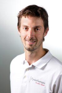 Het team Fysiodynamics Mark Ruifrok